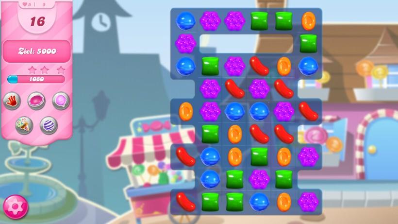 Candy Crush Saga Level