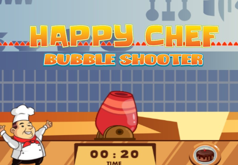 Image Chef Bubble Shooter