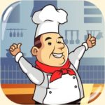 Chef Bubble Shooter