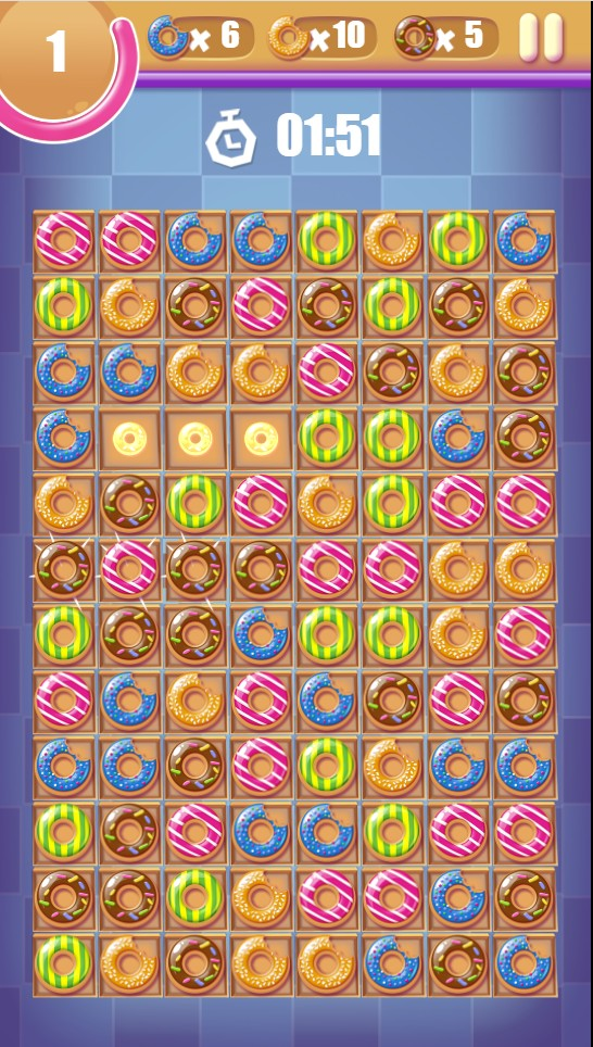 Image Donuts Match3