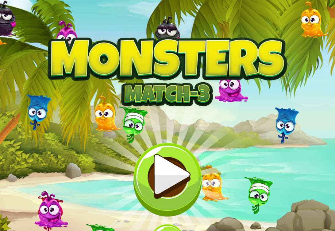 Image Monsters Match3